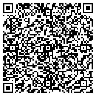 QR-код с контактной информацией организации ФИТНЕС-ЗАЛ