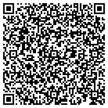 QR-код с контактной информацией организации АВИАТОР КЛУБ-РЕСТОРАН