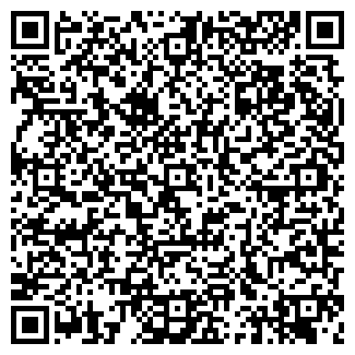 QR-код с контактной информацией организации КГБ КЛУБ