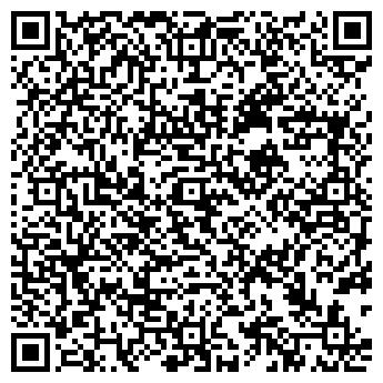 QR-код с контактной информацией организации ЮНОСТЬ КУЗБАССА