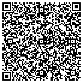 QR-код с контактной информацией организации АПТЕКА ВЕРБЕНА