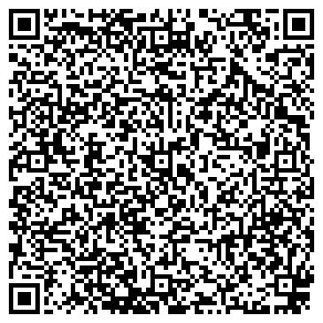 QR-код с контактной информацией организации ВЕТУЧАСТОК КИРОВСКОГО Р-НА