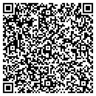 QR-код с контактной информацией организации АНАЛОГ