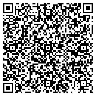 QR-код с контактной информацией организации ПОЛЮС-М