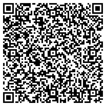 QR-код с контактной информацией организации ООО ТЕПЛОУЧЕТ ПКФ