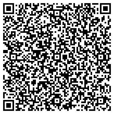QR-код с контактной информацией организации ПЯТЫЙ ОКЕАН КЛИМАТ-СТУДИЯ