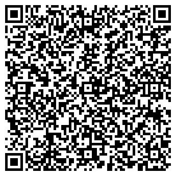 QR-код с контактной информацией организации ЛАНСЕРВИС, ООО