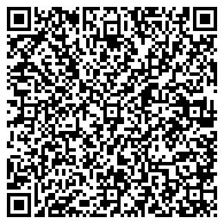 QR-код с контактной информацией организации ПОЛЮС ПФ