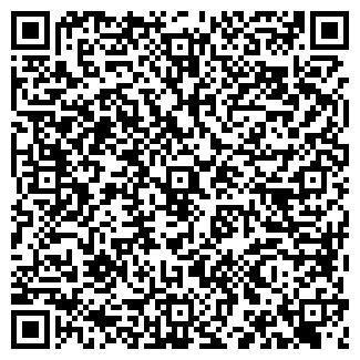 QR-код с контактной информацией организации ООО ПОЛИГРАН