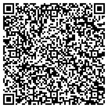 QR-код с контактной информацией организации ВИТРАЖ-СЕРВИС, ООО