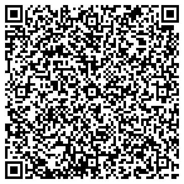 QR-код с контактной информацией организации ПАРИКМАХЕРСКАЯ НА ТЕРЕШКОВОЙ