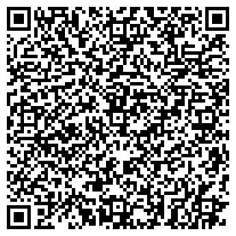 QR-код с контактной информацией организации ИНТЕРСТЕЙТ ИП
