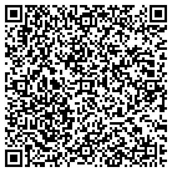 QR-код с контактной информацией организации BRAND LEADER