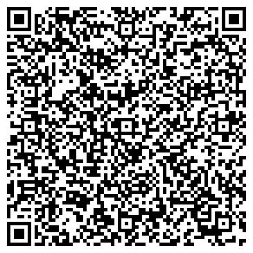 QR-код с контактной информацией организации МДМ-БАНК КРАСНОЯРСКИЙ ФИЛИАЛ