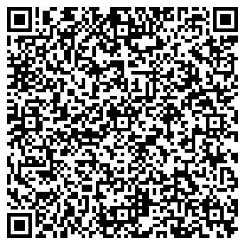 QR-код с контактной информацией организации САТУРН-ПЛЮС