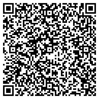 QR-код с контактной информацией организации КАВСАД