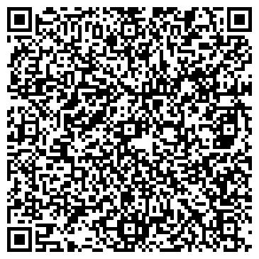 QR-код с контактной информацией организации КОНТУР РЕКЛАМНО-ПРОИЗВОДСТВЕННАЯ КОМПАНИЯ ОДО