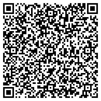 QR-код с контактной информацией организации ТМИС ЗТ ДАО