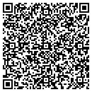 QR-код с контактной информацией организации ЛАФ ЧУТПП