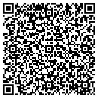 QR-код с контактной информацией организации КОТТЕДЖ