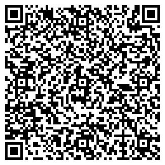 QR-код с контактной информацией организации ТРУБА