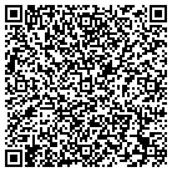 QR-код с контактной информацией организации МАГАЗИН СПОРТЛАНДИЯ
