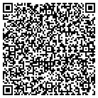 QR-код с контактной информацией организации АНАСТАСИЯ