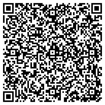 QR-код с контактной информацией организации МАГАЗИН ХОЗЯЮШКА