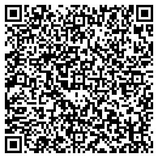 QR-код с контактной информацией организации АВТОБАН