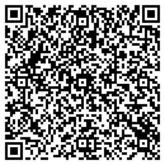 QR-код с контактной информацией организации ООО ХЛЕБОРОБ