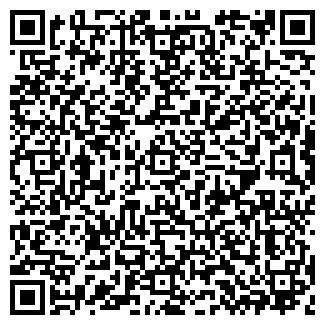QR-код с контактной информацией организации ЕВРОЗАБОРЫ