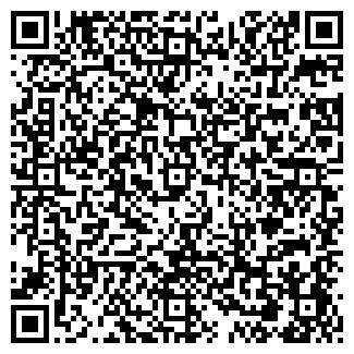 QR-код с контактной информацией организации СКАЙНЕТ