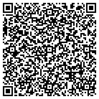 QR-код с контактной информацией организации ОКНА, ДВЕРИ, ЖАЛЮЗИ