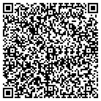 QR-код с контактной информацией организации САТУРН КОМПАНИЯ