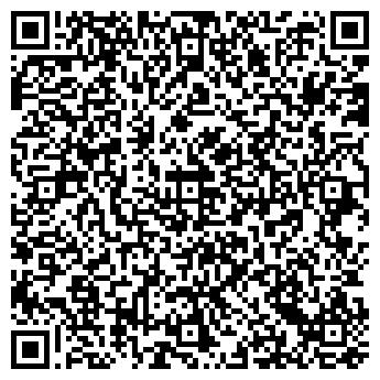 QR-код с контактной информацией организации ТКАНИ НА МЕТАЛЛУРГОВ