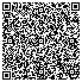 QR-код с контактной информацией организации МАГАЗИН ВСЕ ДЛЯ ДОМА