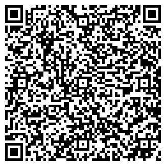 QR-код с контактной информацией организации ЗОЛОТИСТЫЙ