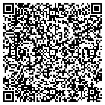QR-код с контактной информацией организации МАГАЗИН ХЛАДОКОМБИНАТА
