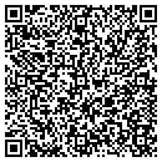 QR-код с контактной информацией организации АКУСТИКА