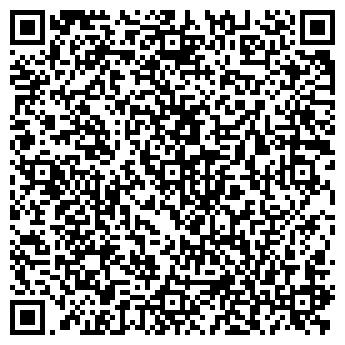QR-код с контактной информацией организации ЧАСЫ САЛОН