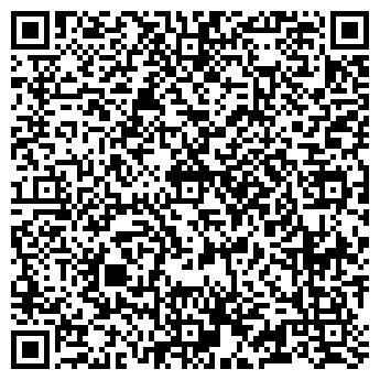 QR-код с контактной информацией организации ДЭНАС МС КОРПОРАЦИЯ