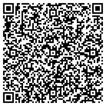 QR-код с контактной информацией организации ХРАМ СВЯТОЙ ЕКАТЕРИНЫ