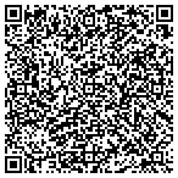 QR-код с контактной информацией организации ЖУРАВУШКА КЛУБ ДЕТЕЙ-ИНВАЛИДОВ