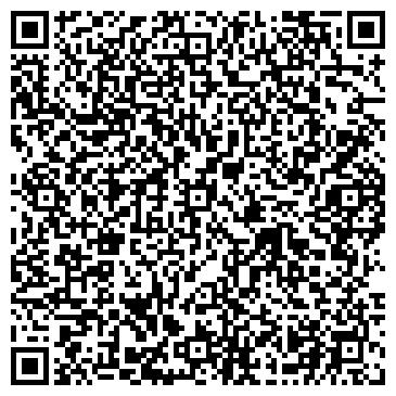 QR-код с контактной информацией организации МЕРИДИАН ЦЕНТР ДЕТСКОГО ТВОРЧЕСТВА