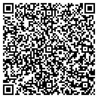 QR-код с контактной информацией организации ООО МИЛЛЕНИУМ
