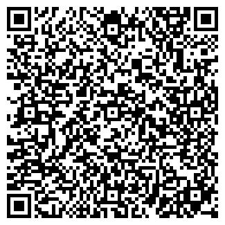 QR-код с контактной информацией организации ООО ЛАНЧ