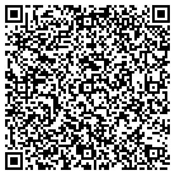 QR-код с контактной информацией организации Пекарни.ру