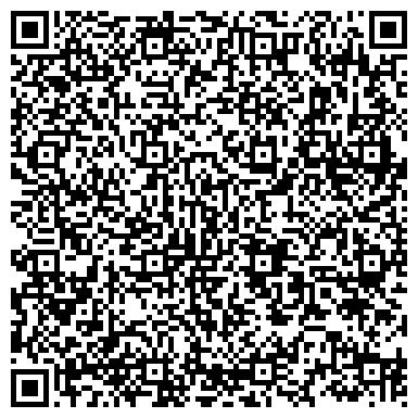 QR-код с контактной информацией организации Специализированный строительный магазин «Пирамида»