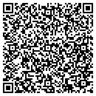 QR-код с контактной информацией организации ВАВИЛОН