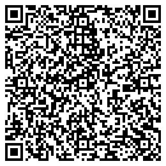 QR-код с контактной информацией организации ООО АЛИБИ, КК